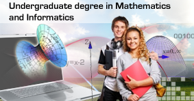 Undergraduate degree in mathematics and computing